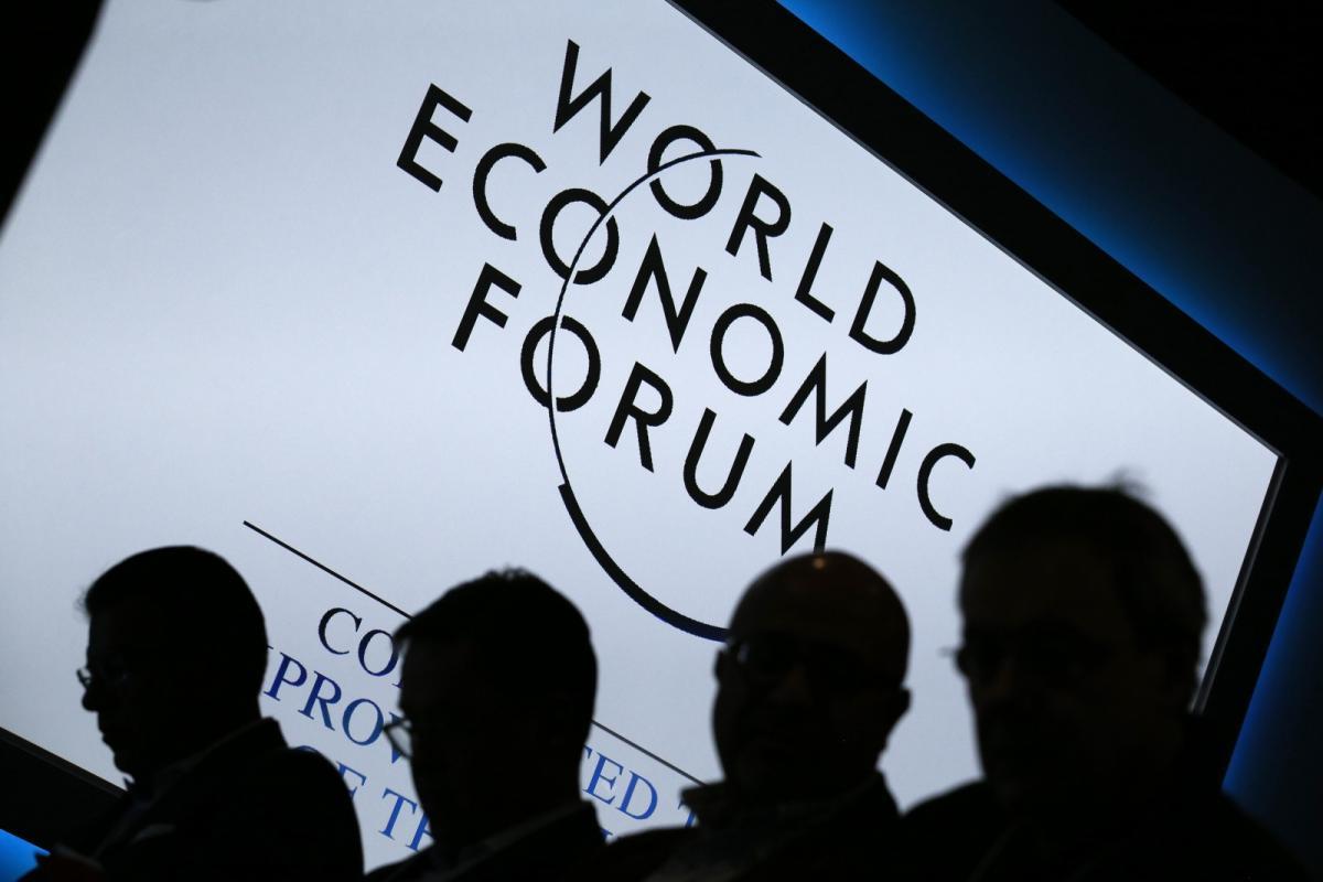 Давоський форум відбудеться в січні 2022 року / Ілюстрація REUTERS