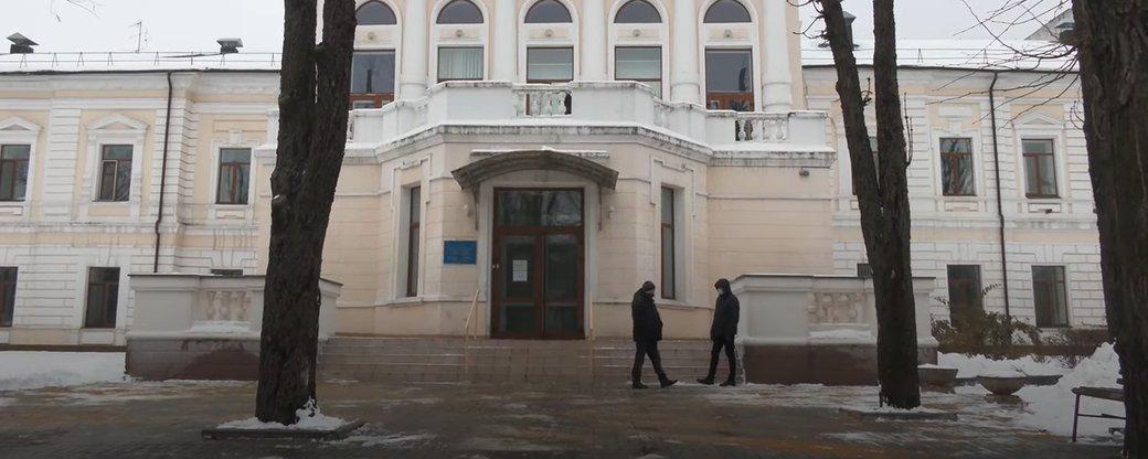 В харьковском хосписе умер мужчина, которого спасли во время пожара в пансионате / фото Общественное