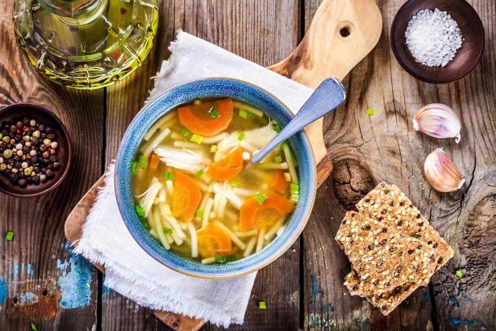 Рецепт супу з вермішеллю / фото ua.depositphotos.com