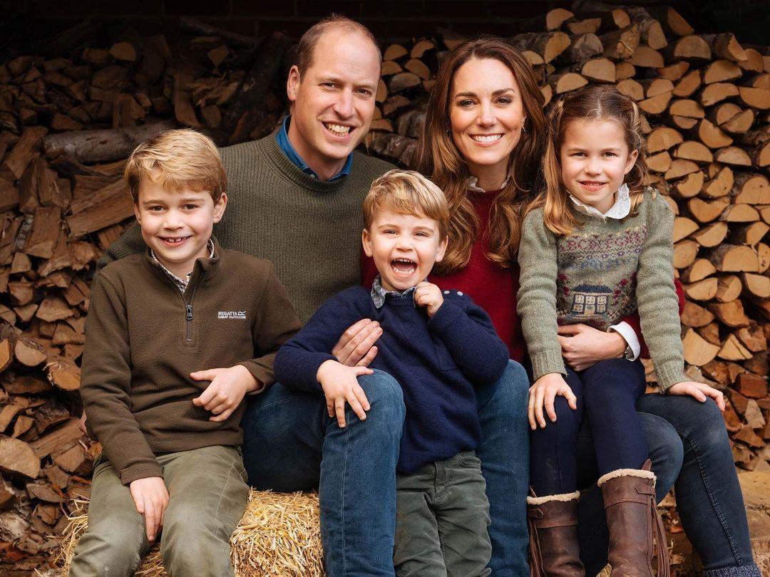 В семье герцогов Кембриджских - пополнение / фото instagram.com/kensingtonroyal/