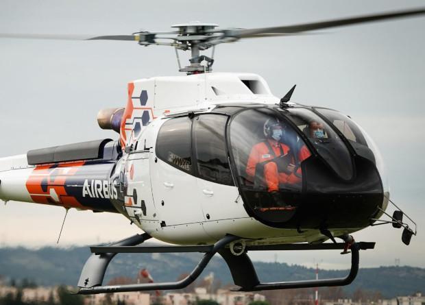 Європейці випробували систему захисту повітряних гвинтів вертольота / фото Airbus