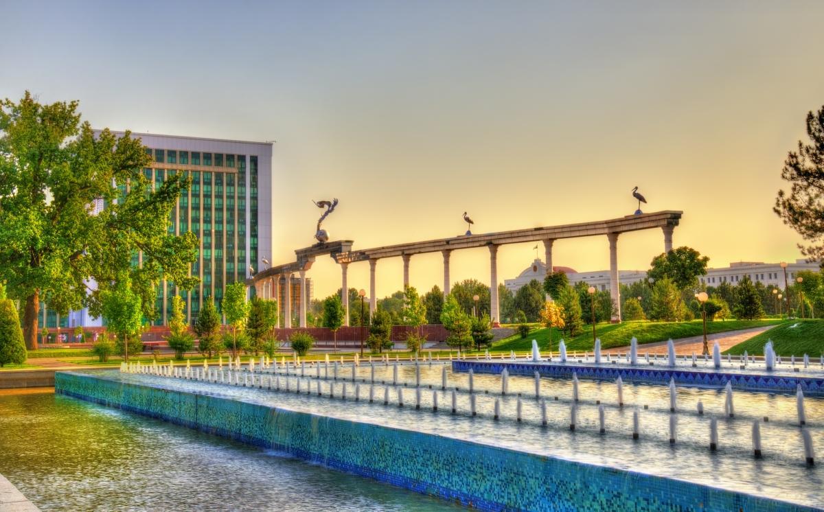 SkyUp Airlines выполнит четыре рейса в Ташкент / фото ua.depositphotos.com