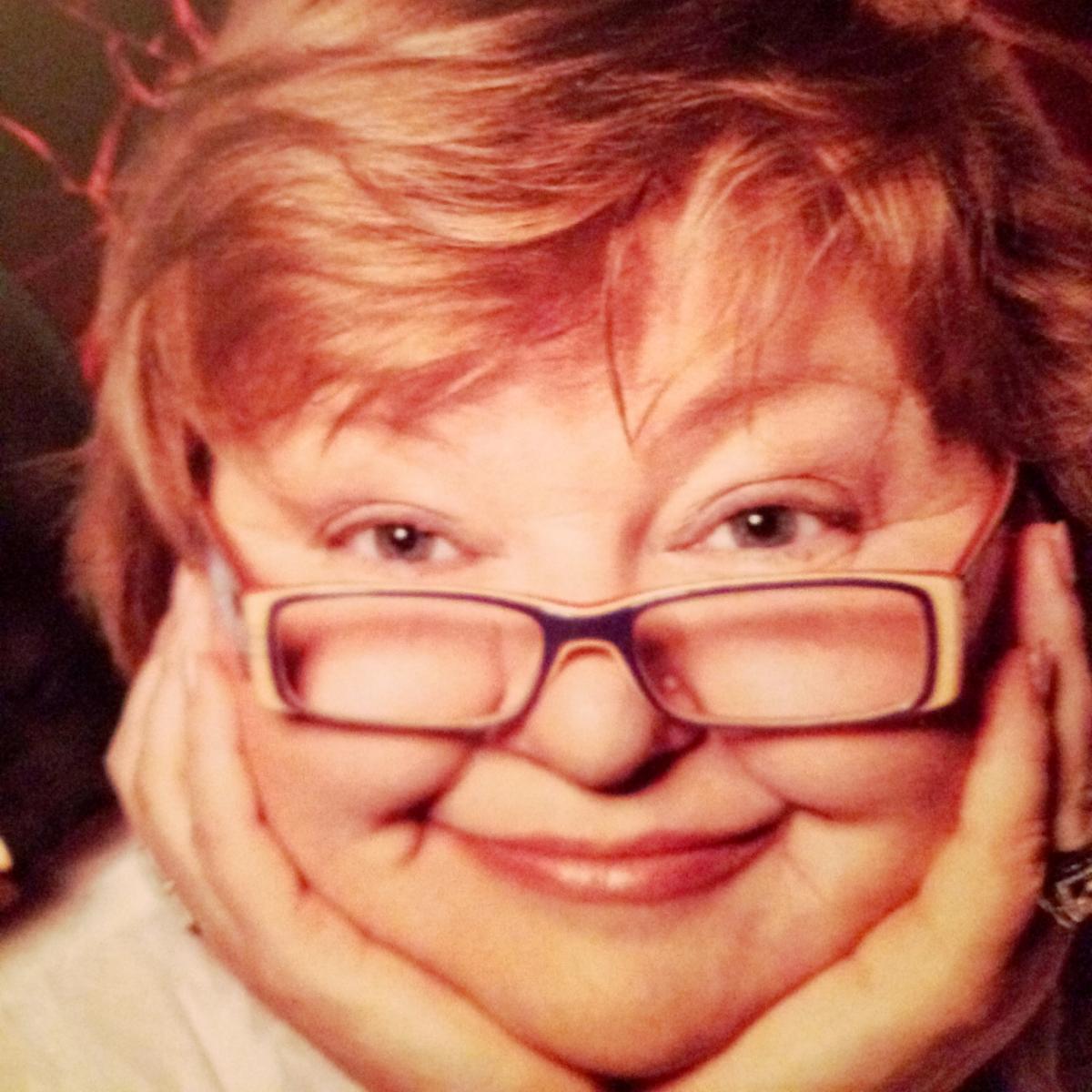 Ирина Токарчук скончалась сегодня, 25 января / фото Facebook Ирины Токарчук