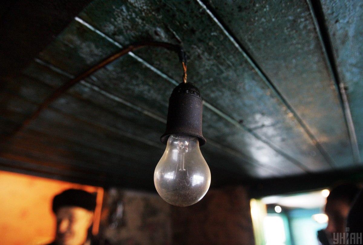 Веерных отключений электроэнергии не было / фото УНИАН
