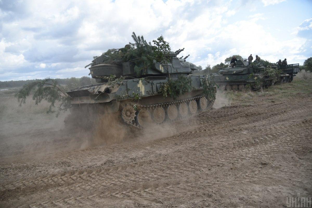 Мировые расходы на оборону к 2030 году вырастут до $2,23 трлн / фото УНИАН