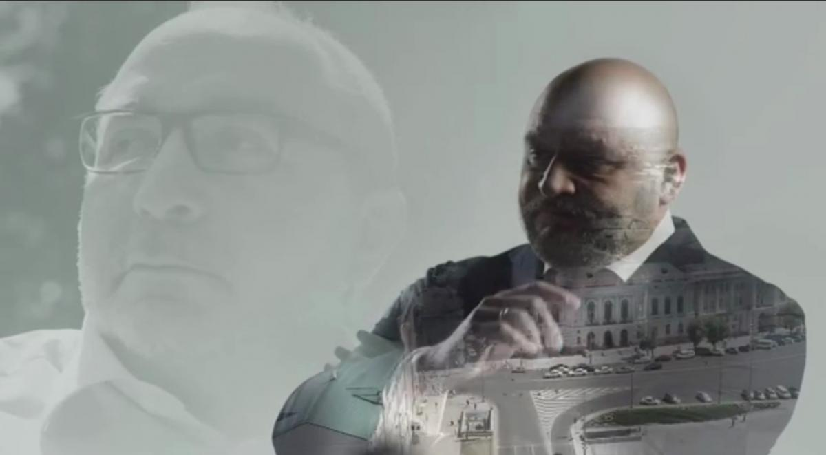 Добкін зняв нове відео з Кернесом / скріншот з відео