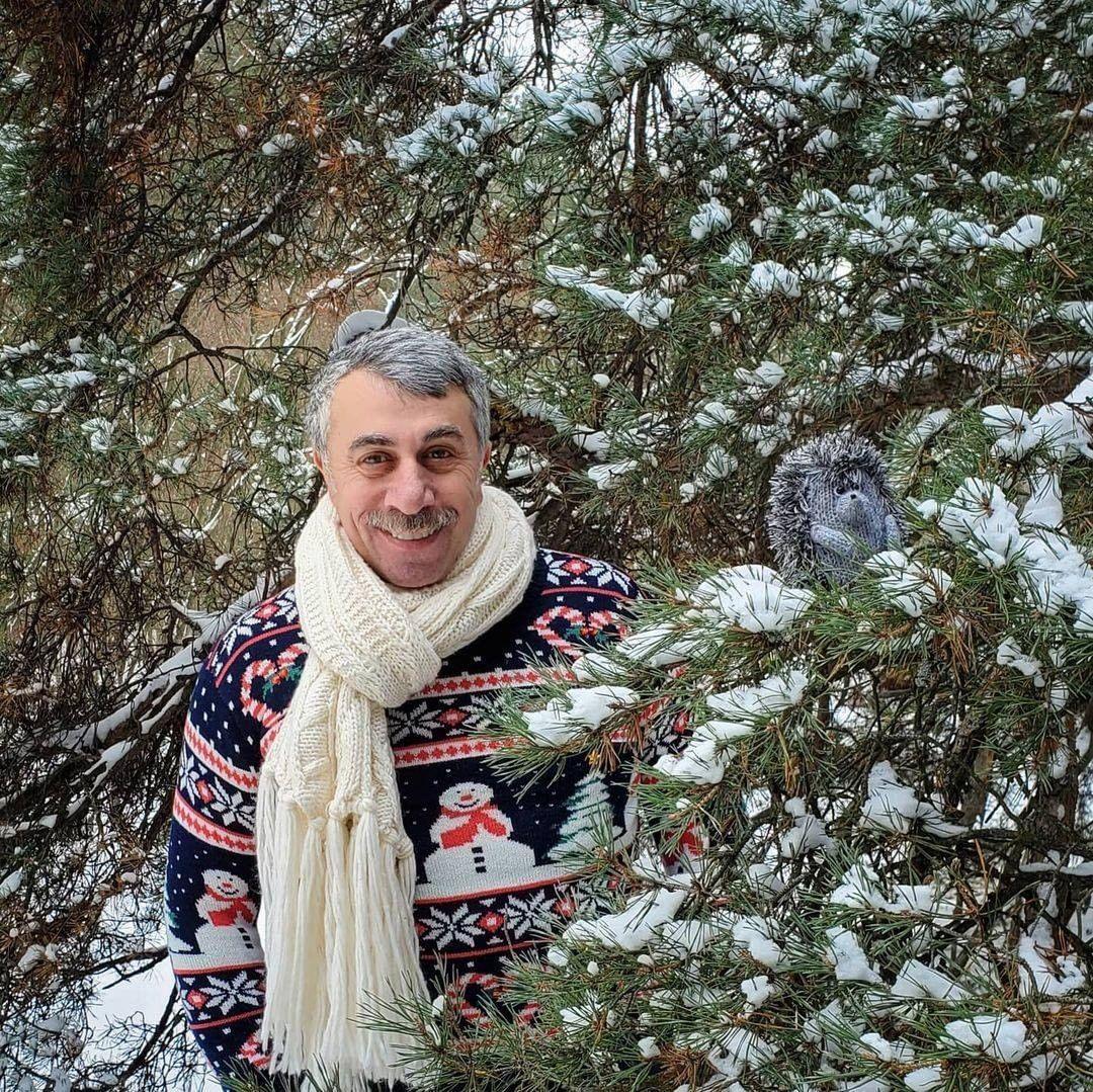 Комаровский перечислил самые опасные последствия, к которым может привести COVID-19 / фото instagram.com/uakomar/