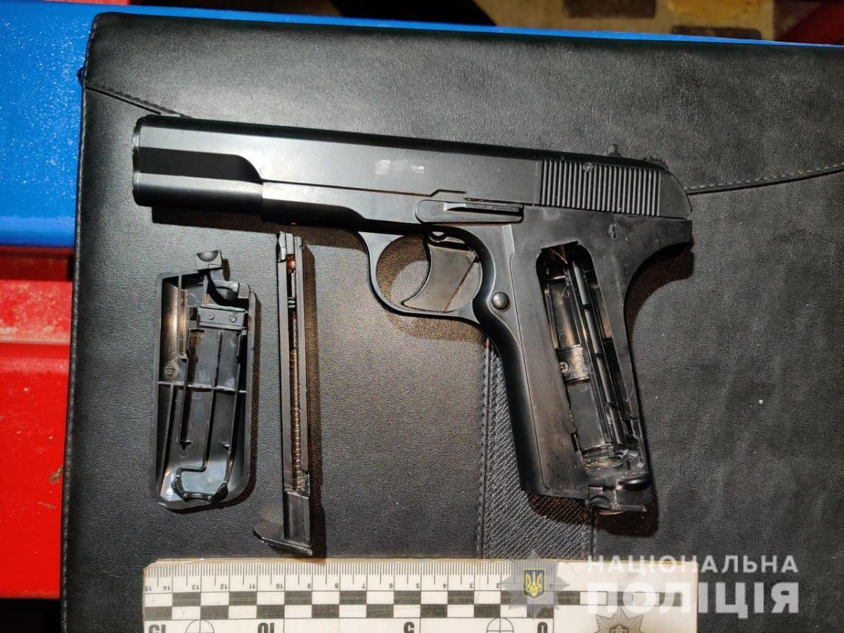 Ізмаїл - підліток обстріляв дитячий майданчик: є поранені / od.npu.gov.ua