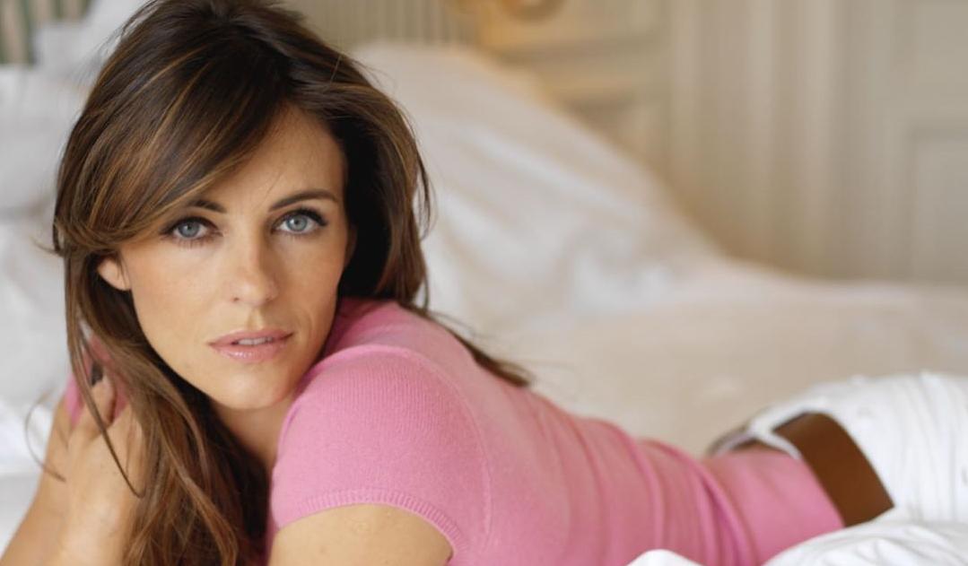 Актриса показала фото / instagram.com/elizabethhurley1