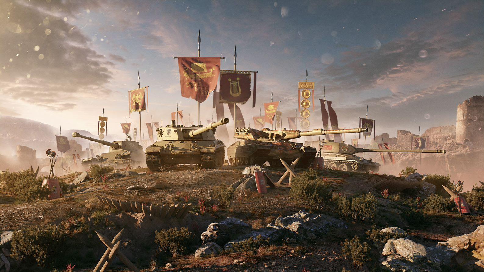 Нова гілка італійських важких танків у грі / фото wargaming.net