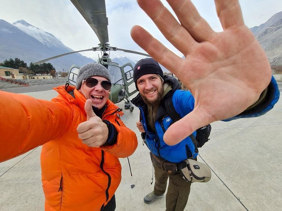 Дмитрий Комаров и Александр Дмитриев раскроют секреты Пакистана / фото пресс-службы «1+1»