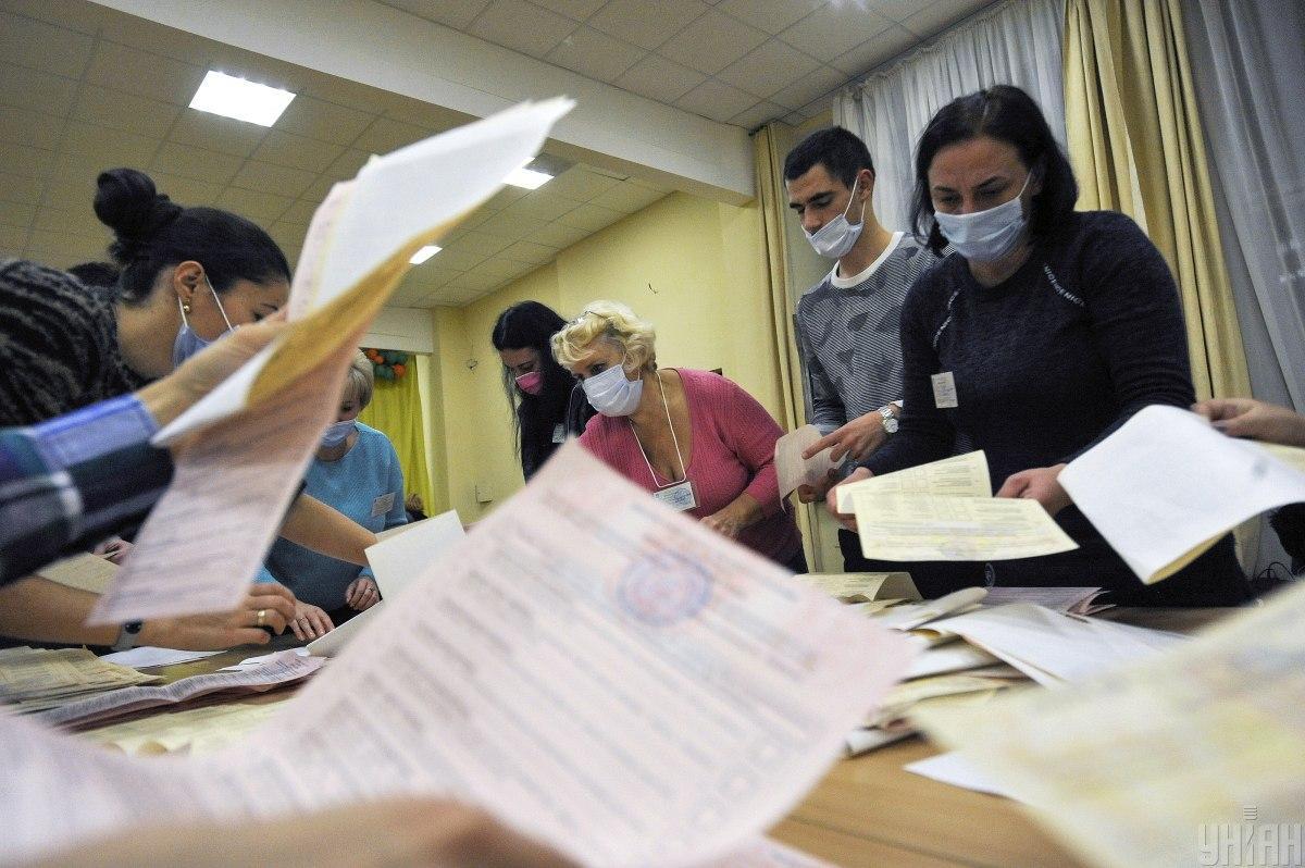 Разумков відповів, коли в Україні може пройти перший референдум / Фото УНІАН, Сергій Чузавков