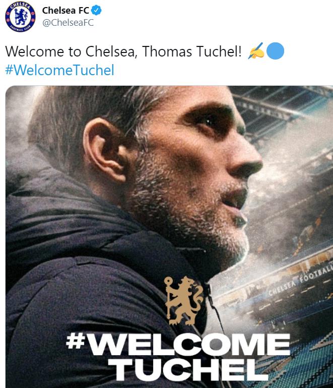 фото twitter.ChelseaFC