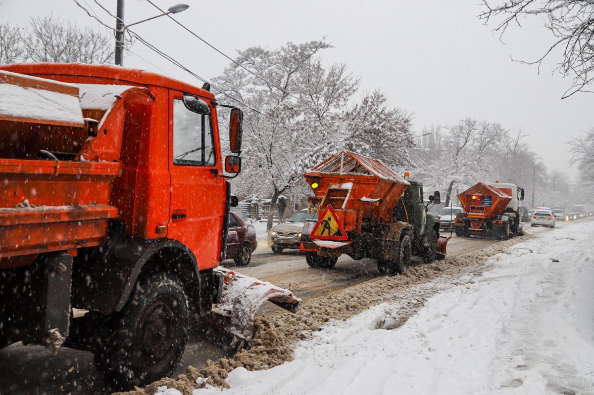 В Одесской области бушует непогода / фото Dumskaya.net