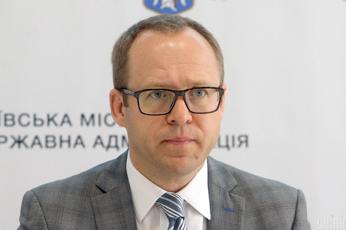 Глава Smart City.UA Юрий Назаров / фото УНИАН