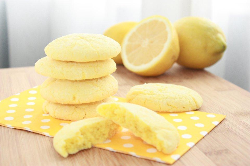 Рецепт лимонного печенья / фото patee.ru