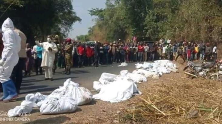 В Камеруне произошло крупное ДТП / фото Journal du Cameroun