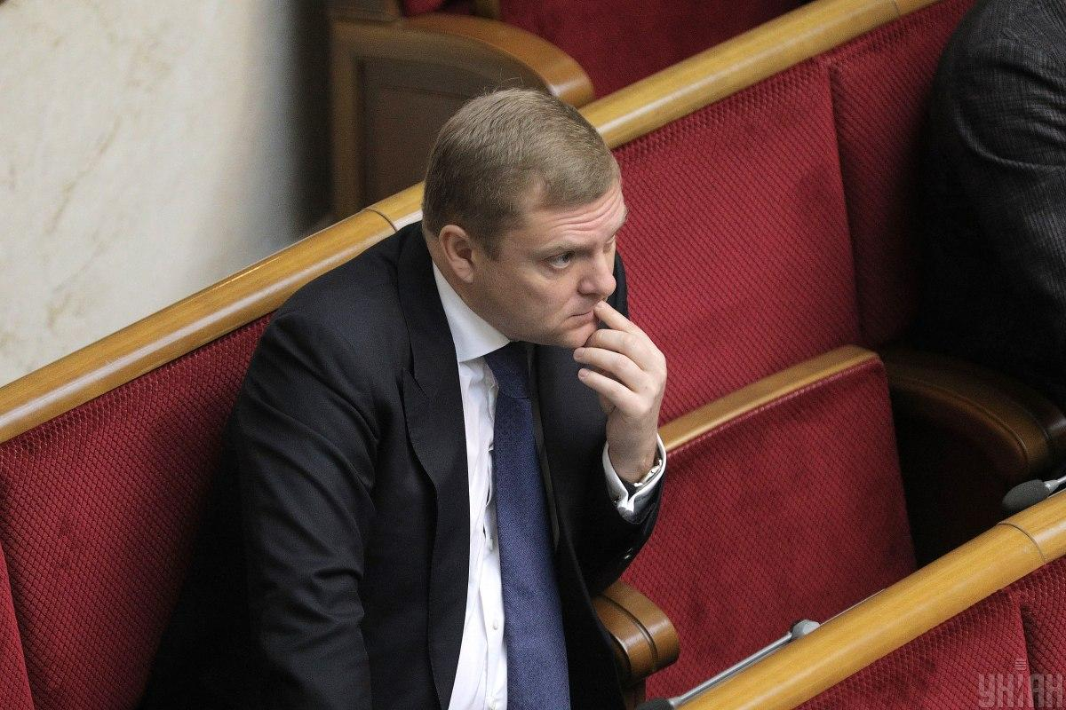 Нардеп Александр Пузанов/ фото УНИАН, Александр Кузьмин
