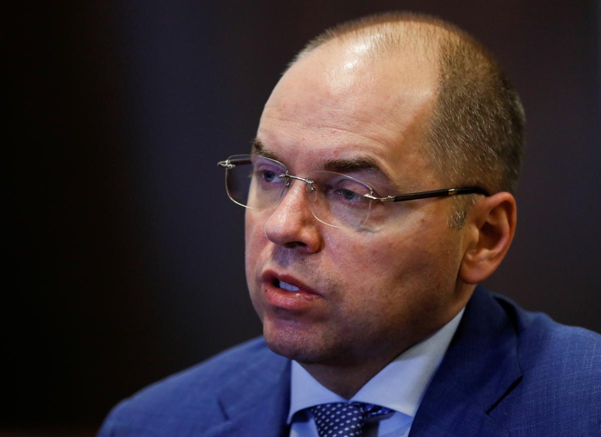 Руководитель  МОЗ Степанов объявил  опопытке срыва вакцинации вгосударстве Украина