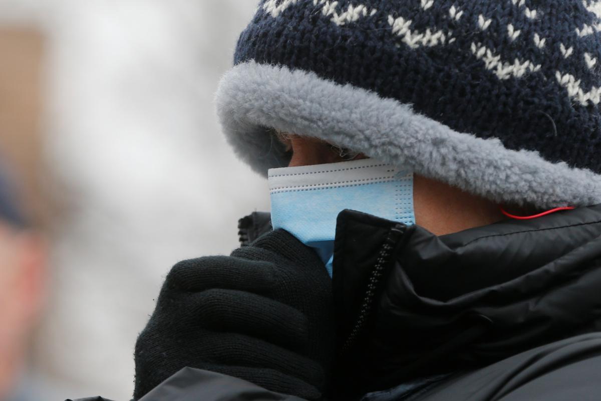 """У Києві погіршується """"коронавірусна"""" статистика / Ілюстрація REUTERS"""