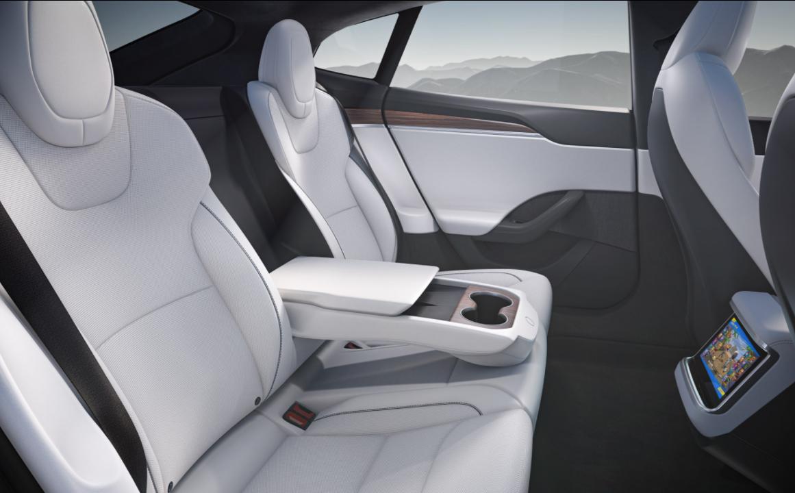 Скріншот Tesla