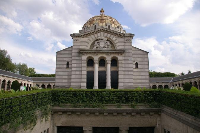 Крематорій кладовища Пер-Лашез