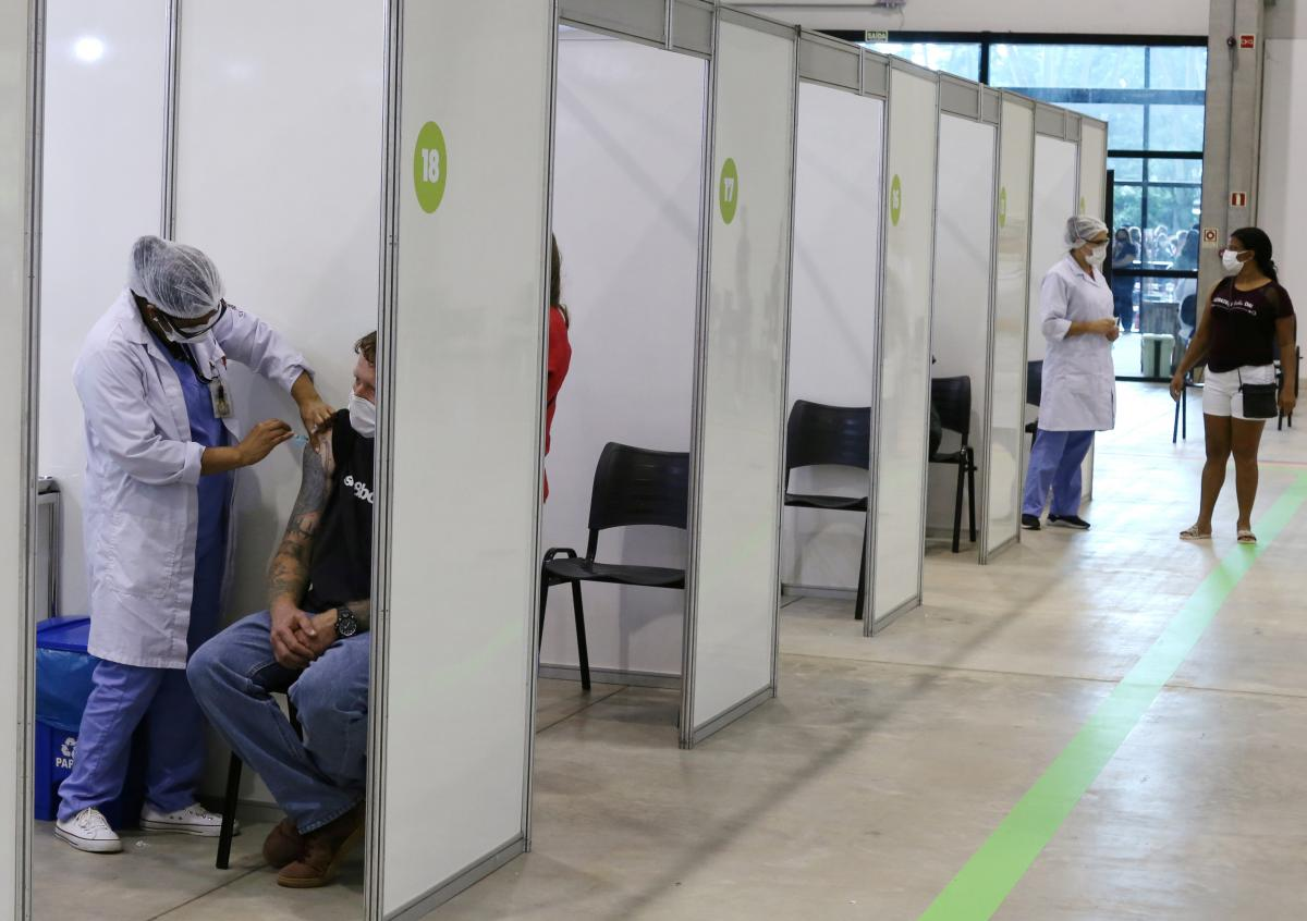 Двойное заражение коронавирусом различных штаммов обнаружили в Бразилии / фото REUTERS