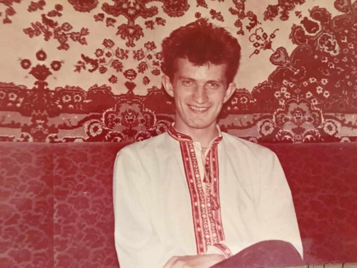 При вступі в медінститут теж не обійшлося без «радянської дійсності» / фото з сімейного архіву