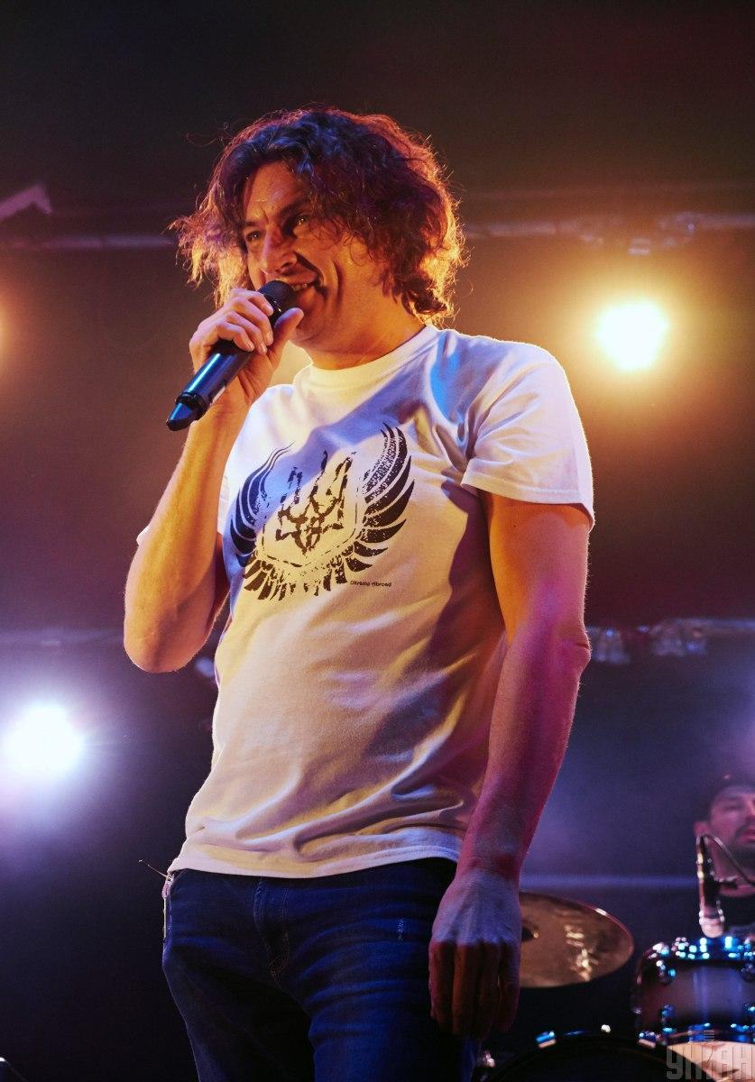 Батьки Кузьми навіть уявити не могли, що він стане відомим музикантом / фото УНІАН, Дмитро Альохін