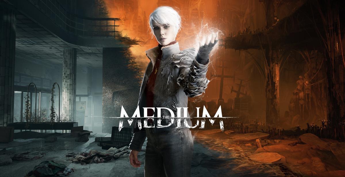 Игра The Medium вышла на ПК и Xbox Series X /фото Bloober Team