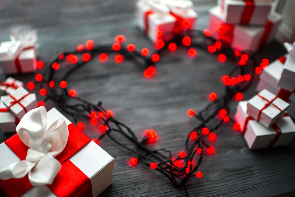 Идеи подарков мужчине на День влюбленных / фото ua.depositphotos.com