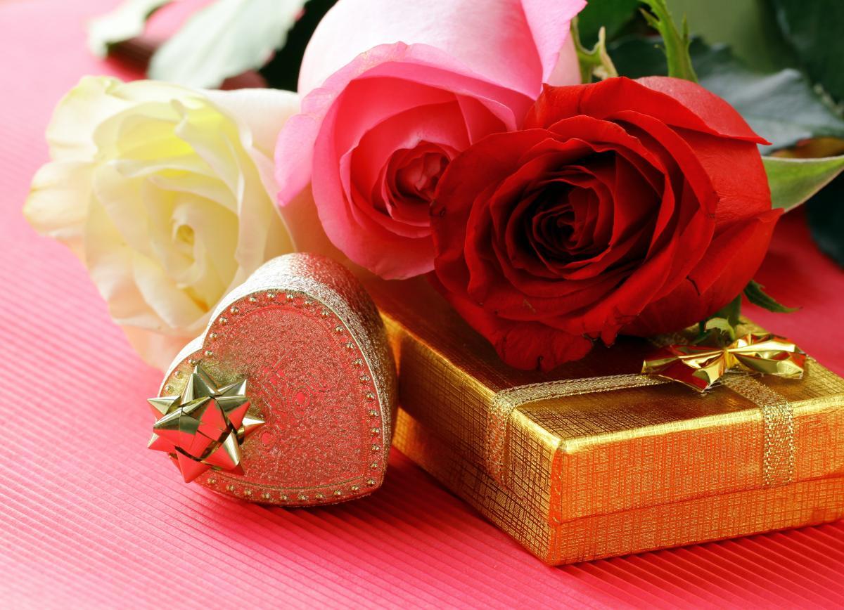 Что подарить жене на День влюбленных / фото ua.depositphotos.com