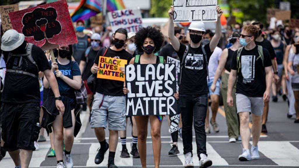 Black Lives Matter номинировали на Нобелевскую премию / фото anticor