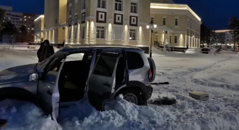 Россиянин расстрелял отделение полиции и банк / фото hmao.sledcom.ru