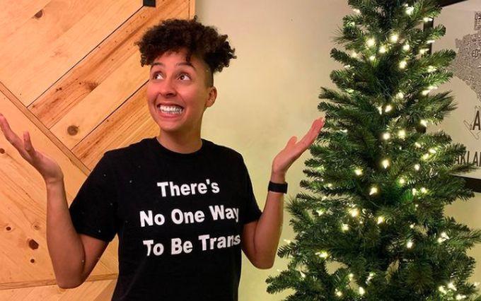 ЛейшиаКларендон не скрывает своей трансгендерности / фото instagram.com/layshiac
