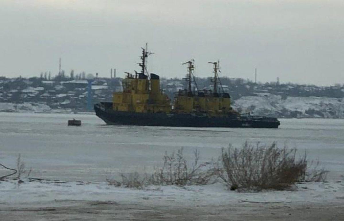 Украинские моряки незаконно работали в оккупированном Крыму: