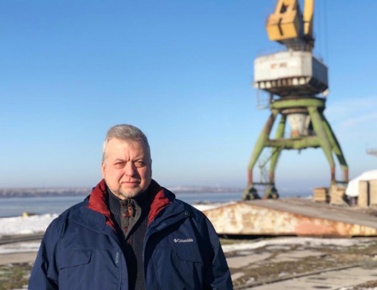 Владелец судостроительного завода «Океан» представил нового