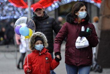 Погода начала ноября: Киев в январе установил новый температурный рекорд