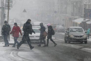 Сильные метели и снег до 40 сантиметров: в ряде областей объявили красный уровень опасности
