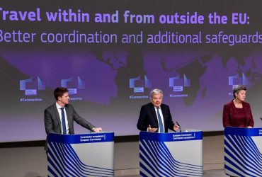 В ЕС предлагают ужесточить требования для въезда из других стран из-за новых штаммов коронавируса