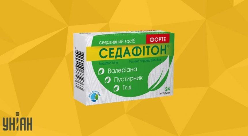 Седафитон Форте фото упаковки
