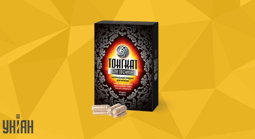 Тонгкат Али фото упаковки