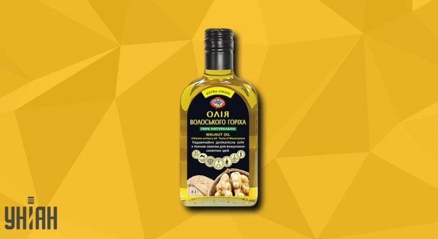 Масло грецкого ореха фото упаковки