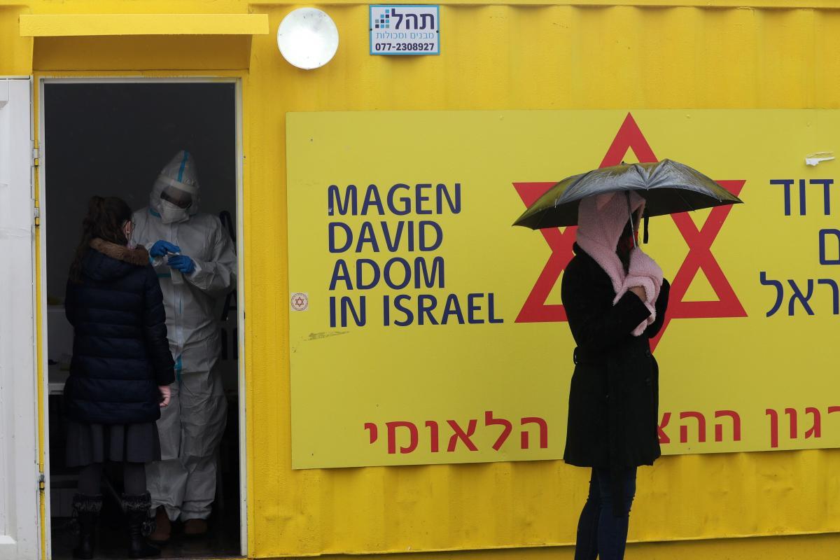 В Израиле увеличили штрафы за нарушение карантина / фото REUTERS