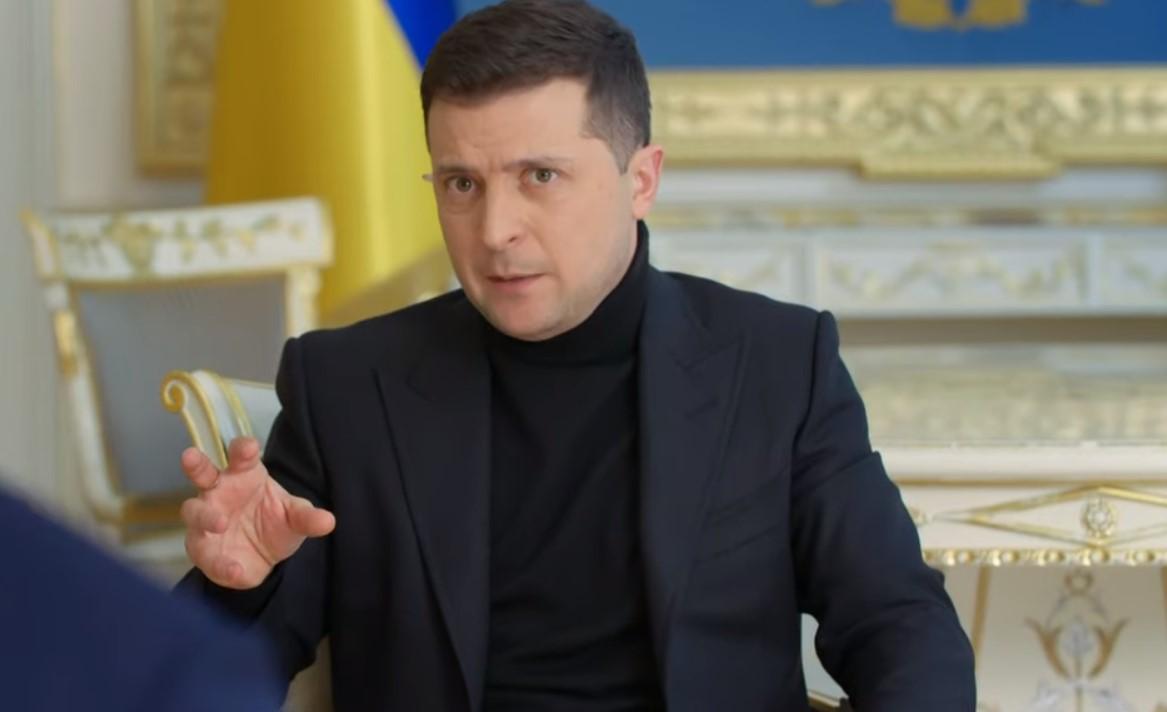 Зеленський розповів про вакцинацію в Україні / скріншот