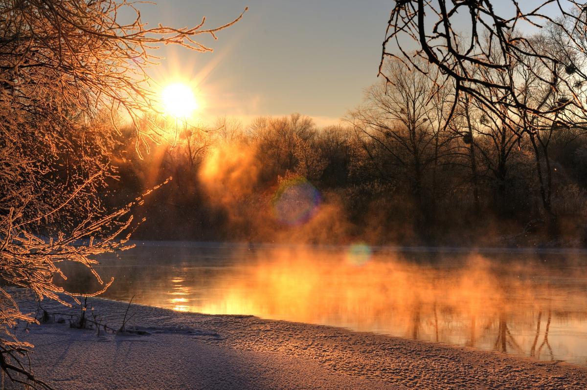 Завтра в Украине покажется солнце / Фото ua.depositphotos.com