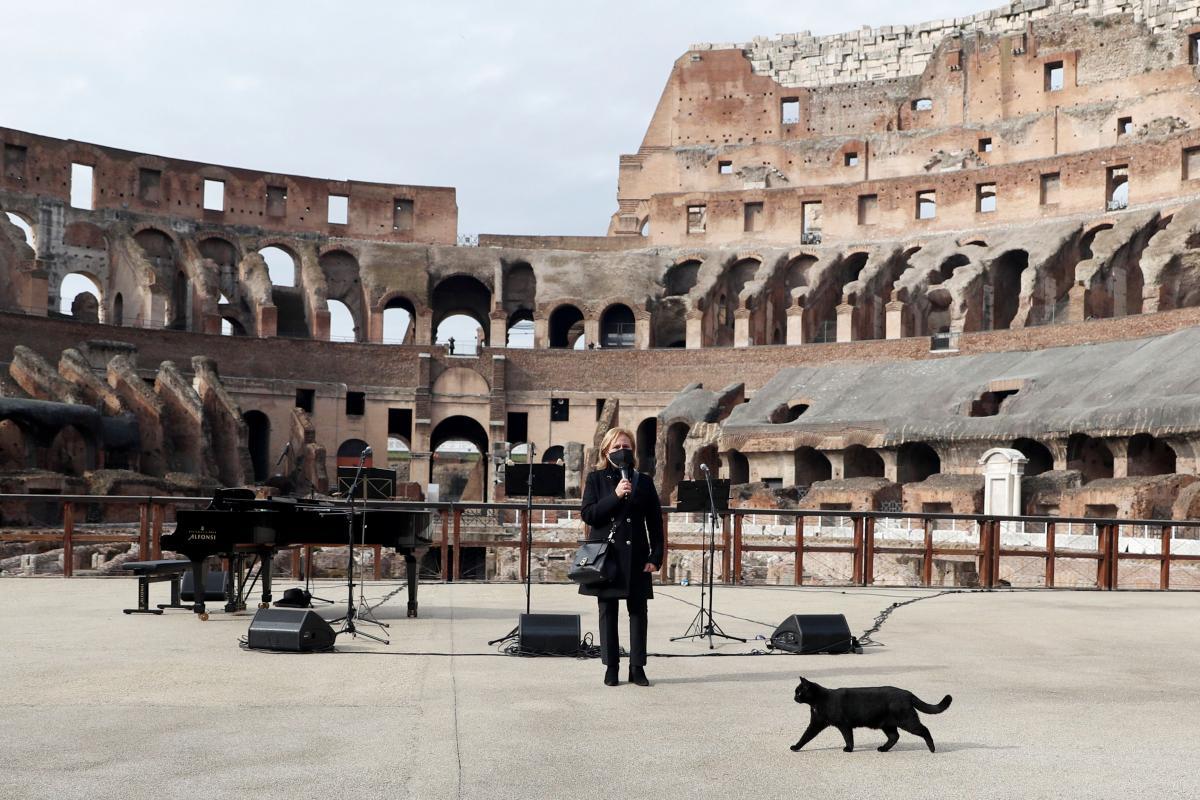 Колизей открылся для туристов / фото REUTERS
