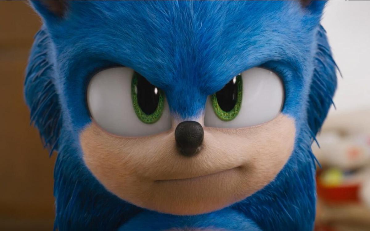 Кадр з торішньої екранізації гри Sonic the Hedgehog / скріншот з трейлера