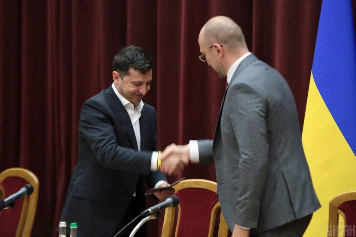Зеленского и Шмыгаля могут вакцинировать одними из первых/ фото УНИАН