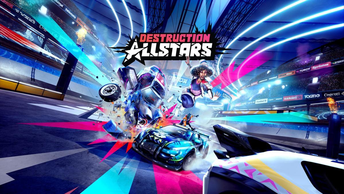 Destruction AllStars уже можно загрузить на PS5 /фото playstation.com